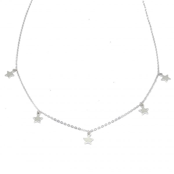 Collar-Five-Stars