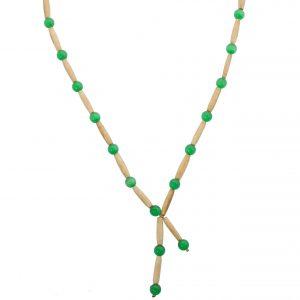 Collar-Óscar-Verde