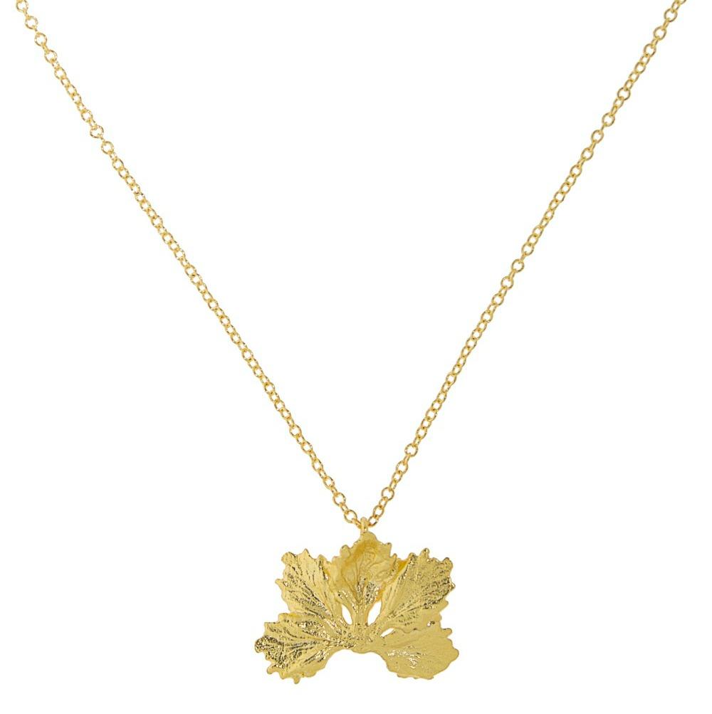 Colgante-Flor-de-Mariposa-Baño-Oro