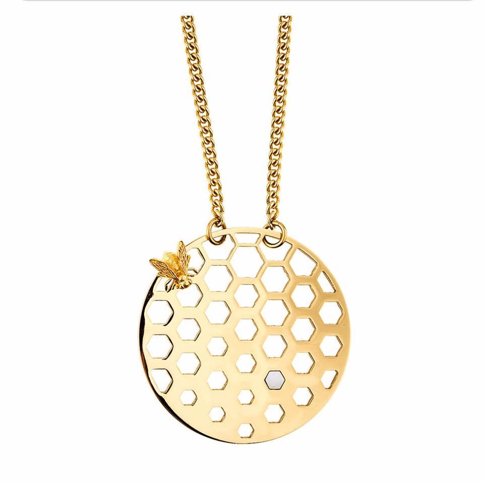 collar-colmena-gold