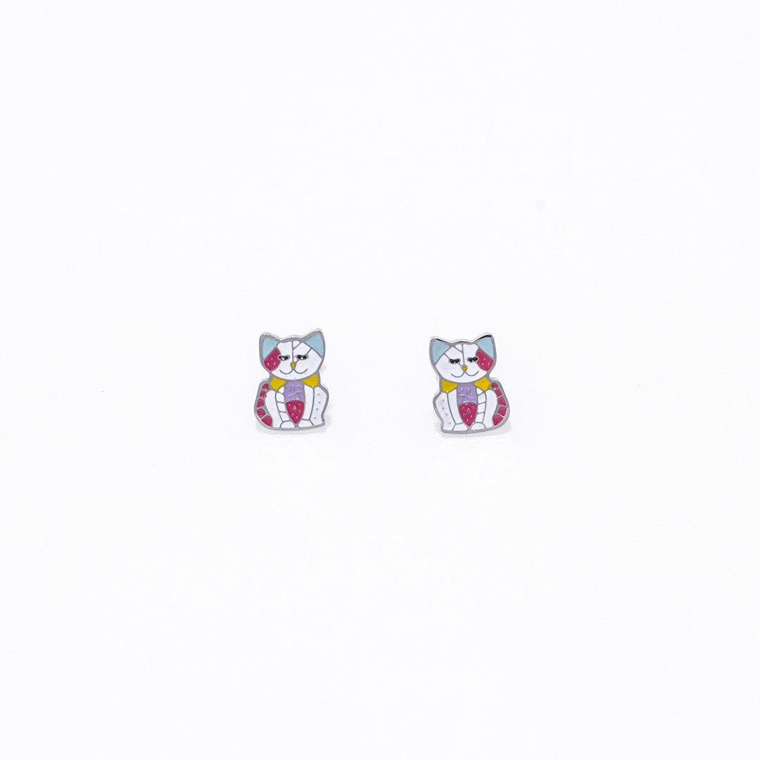 Pendientes-Cat