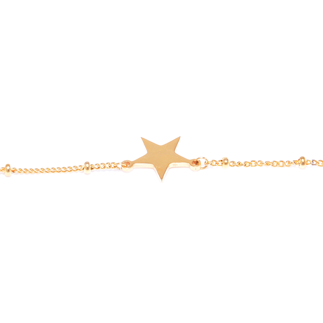 Pulsera-star-golden