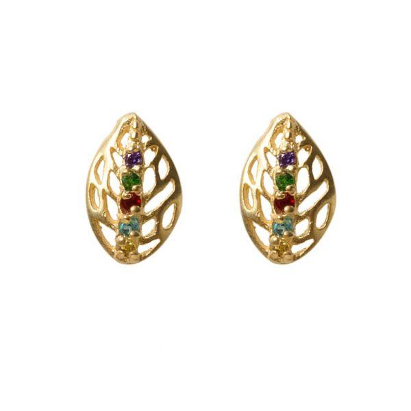 earrings-leaf-of-colors
