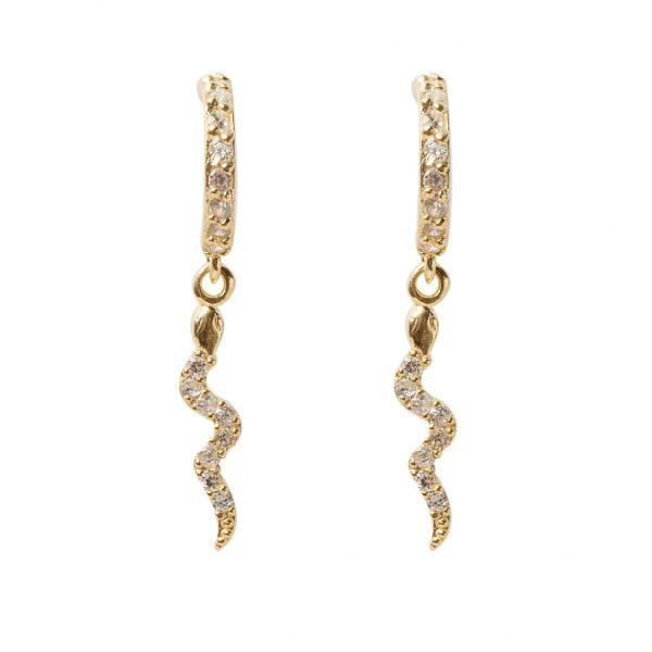 earrings-snake