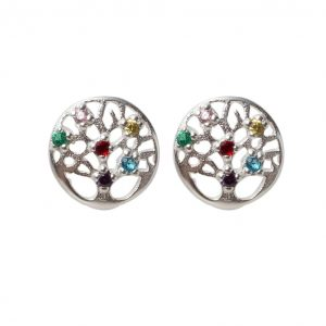 earrings-circle-nature-of-colors