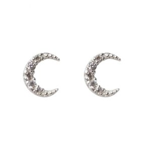 earrings-silver-crescent