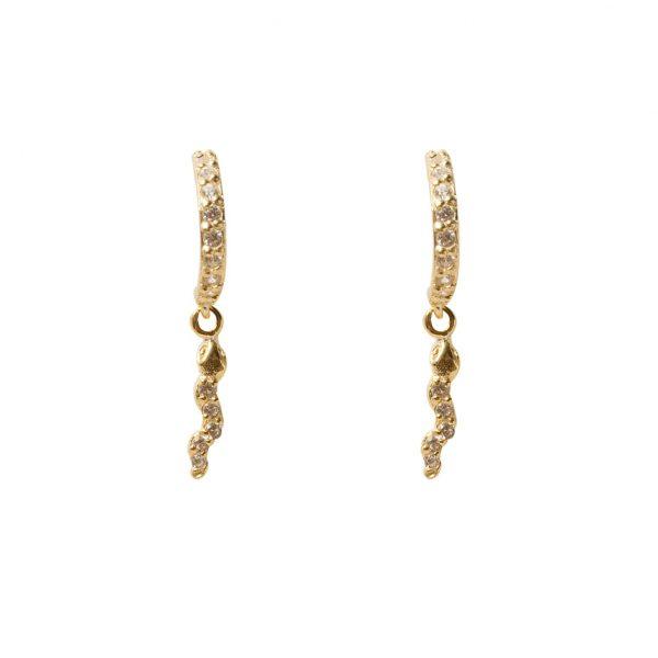 earrings-snake-little