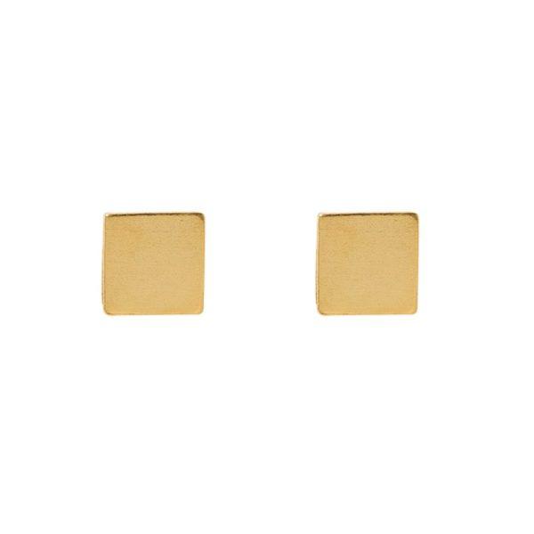 earrings-square-golden