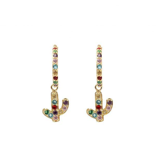 Earrings-anchor