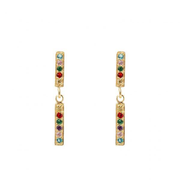 Earrings-long-of-colors