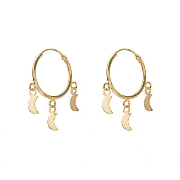 Earrings -several-moons
