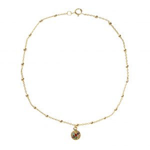 Anklet-circle-of -olors