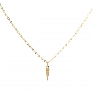 Necklace-triangle