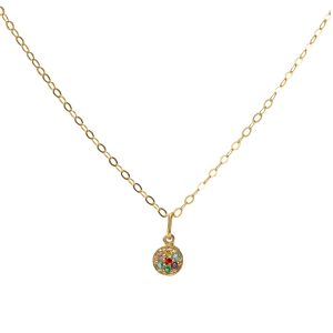Necklace-round