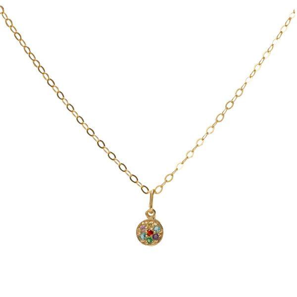 Necklace-round