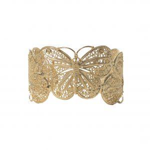 brazalete mariposa