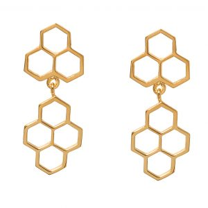 pendientes-colmena-de-abeja