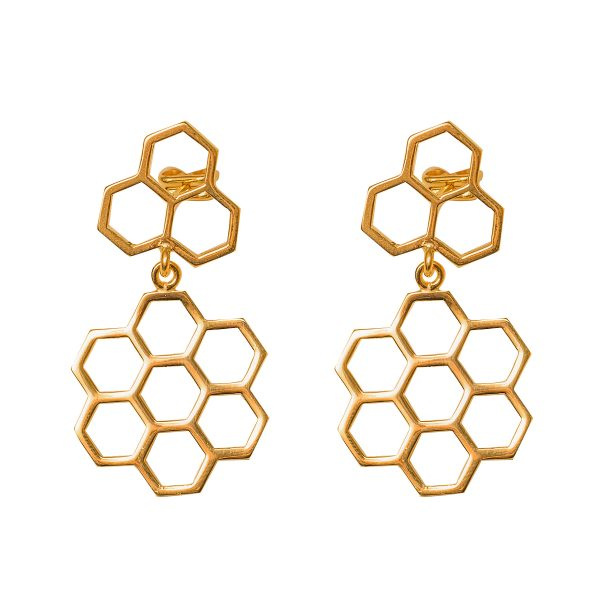 Bee-Happy-Honey-pendientes-medium