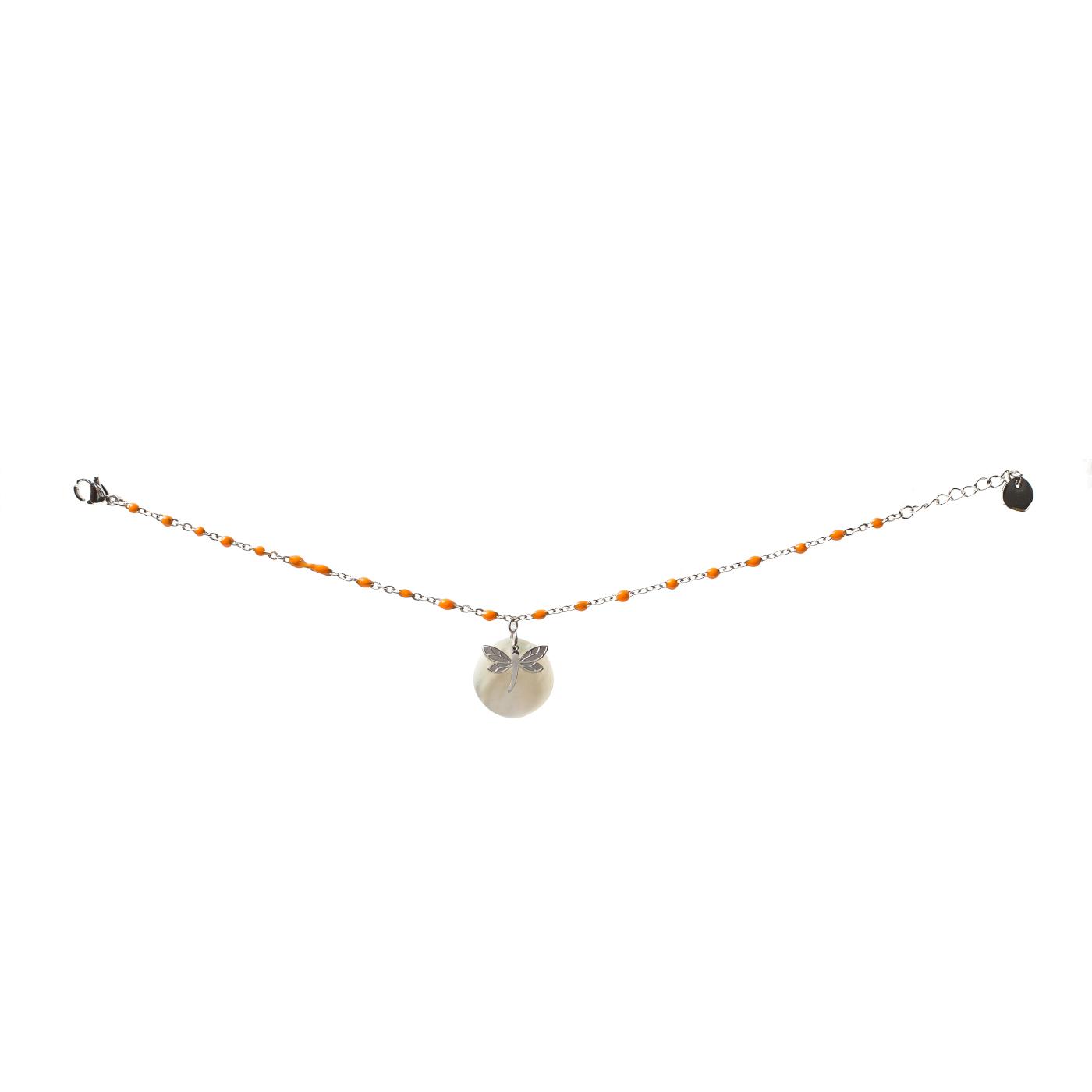 Bracelet Libélula con Modelo