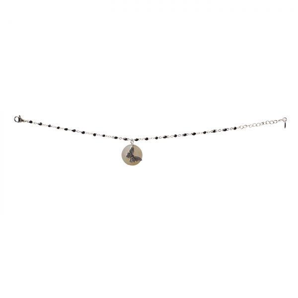 Bracelet de Mariposa Black