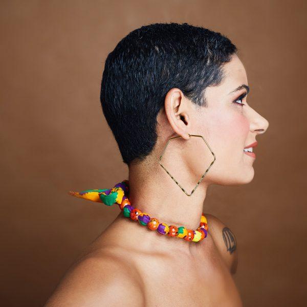 Collar Wangari