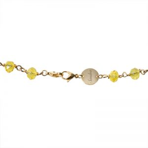 Sujeta Mascarilla Yellow Personalizado
